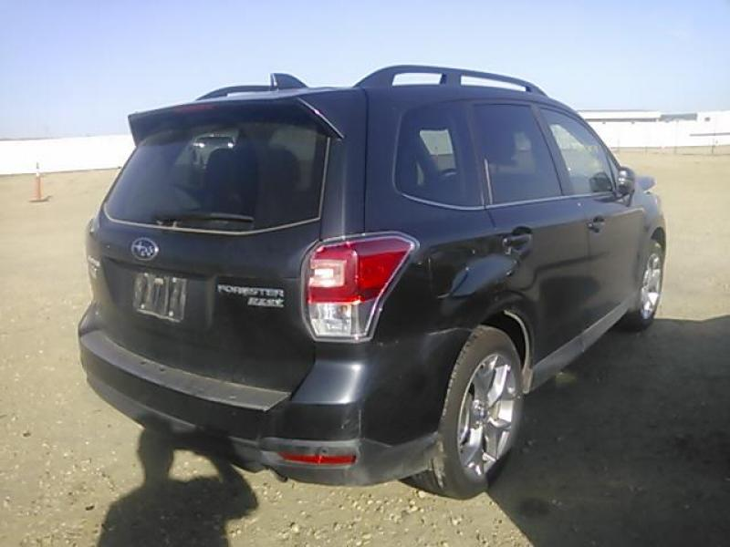 FORESTER LIMITÉE AWD